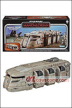 Hasbro - Star Wars Vintage Collection The Mandolorian Imperial Troop Transport