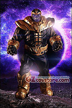 Mezco - Thanos One:12 Collective Action Figure