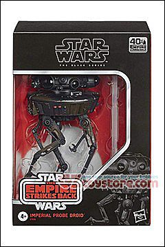 Hasbro - Star Wars Black Series Imperial Probe Droid