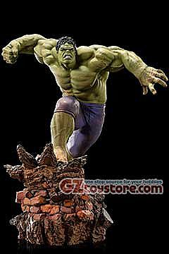 Iron Studios - Hulk (Avengers Age of Ultron) 1/10 Art Scale Statue