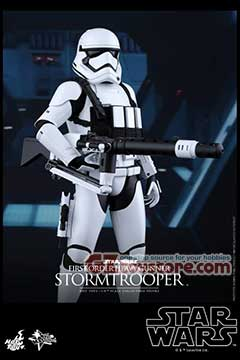 Hot Toys - Star Wars - The Force Awakens : First Order Heavy Gunner Stormtrooper 1/6 Scale Figure