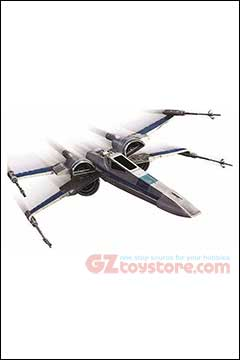 Hot Wheels - Elite Star War VII The Force Awakens: Resistance X-Wing Fighter