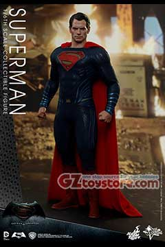 Hot Toys - Batman v Superman Dawn of Justice - Superman 1/6 Scale Figure