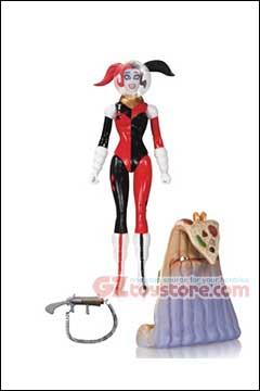 DC Collectibles - DC Designer by Amanda Conner - Spacesuit Harley Quinn