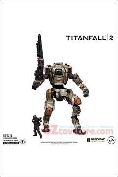 McFarlane Toys - Titanfall 2: BT-7274 10-Inch Deluxe Figure