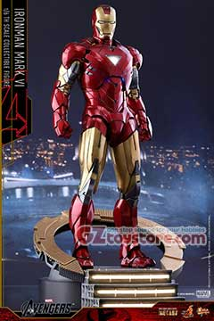 Hot Toys - Iron Man Mark 6 1/6 Scale Figure