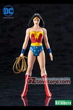 Kotobukiya - DC Comics Super Powers Wonder Woman ArtFX+ Statue