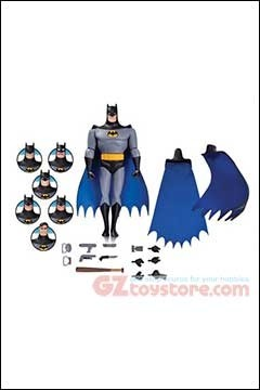 DC Collectibles - Batman Animated Series - Batman Expression Pack