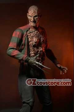 NECA - Dreams Warrior Freddy Krueger 1/4 Scale