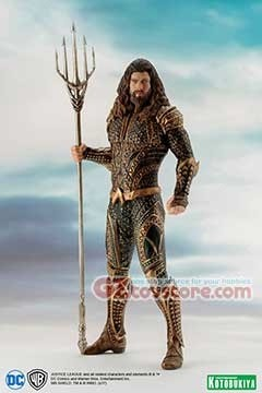 Kotobukiya - Justice League Movie - Aquaman ArtFX+ Statue