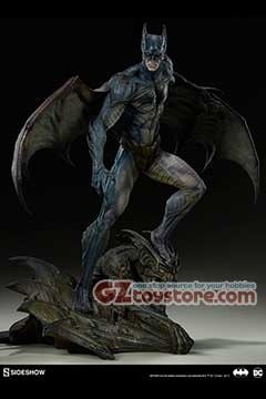 Sideshow Collectibles - Gotham City Nightmare Collection - Batman Statue