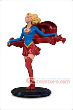 DC Collectibles - DC Comics Cover Girls Supergirl by Joelle Jones Statue