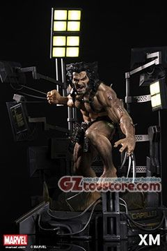 XM Studios - Weapon X Wolverine Premium Collectibles Statue