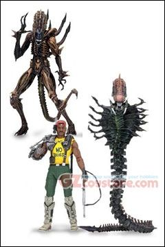 NECA - Aliens Series 13 7-inch Action Figure - Set of 3
