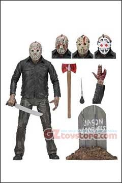 NECA - Ultimate Part 5 Jason (Dream Sequance) 7-Inch Scale Figure