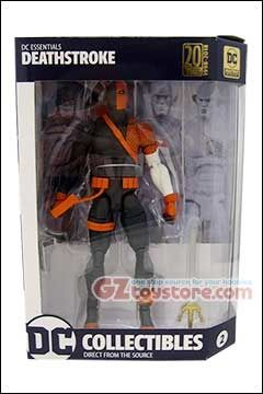DC Collectibles - DC Essentials - Deathstroke 7-Inch
