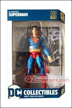 DC Collectibles - DC Essentials - Superman 7-Inch