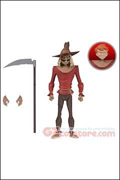 DC Collectibles - Batman Animated Series 6-Inch Scarecrow