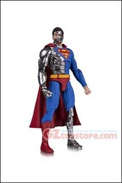 DC Collectibles - DC Essentials - Cyborg Superman 7-inch