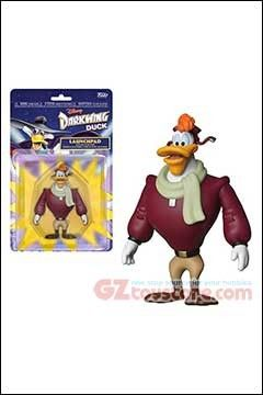 Funko - Disney Afternoon Collection 3.75-inch - Lauchpad
