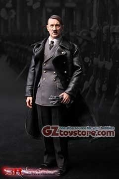 3R - GM640 - Adolf Hitler (1889 - 1945) Version A 1/6 Scale Figure