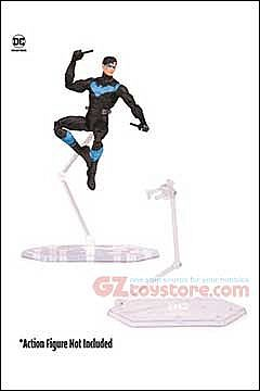 DC Collectibles - DC Deluxe Action Figure Base 2-Pack