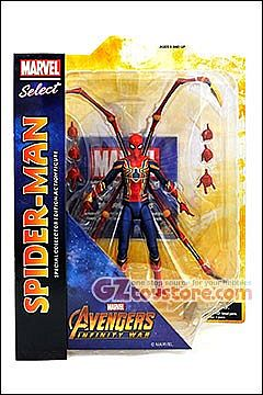 Diamond Select Toys - Marvel Select Avengers Infinity War - Iron Spider-Man