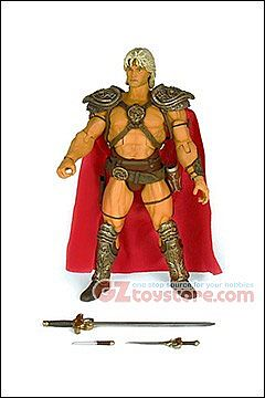 Super 7 - Masters of The Universe William Stout Collection 7-inch - He-Man