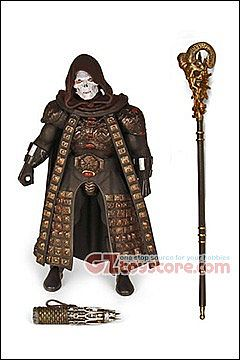 Super 7 - Masters of The Universe William Stout Collection 7-inch - Skeletor