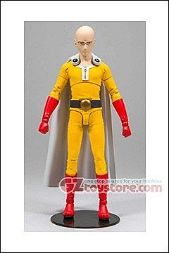 McFarlane - One Punch Man - Saitama Action Figure