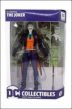DC Collectibles - DC Essentials - The Joker 7-inch