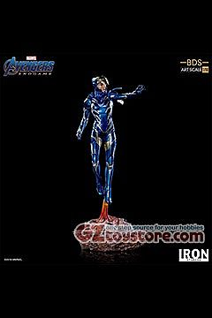 Iron Studios - Avengers Endgame - Pepper Pott in Rescue Suit 1/10 Art Scale Statue