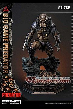 Prime 1 Studio - Big Game Predator Statue