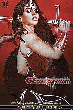 By Jenny Frison DC Designer Series Wonder Woman Statue