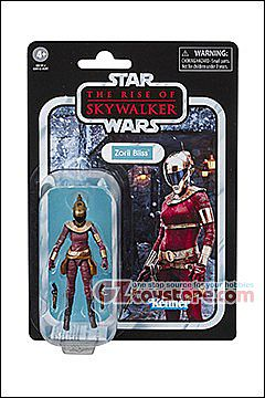 Hasbro - Star Wars The Vintage Collection 2019 Wave 1 - Zorii Bliss