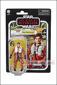 Hasbro - Star Wars The Vintage Collection 2019 Wave 1 - Poe Dameron