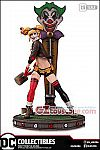 DC Collectibles - DC Bombshells Harley Quinn (Ver 2) Deluxe Statue