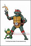 NECA - Teenage Mutant Ninja Turtles (Cartoon) - Raphael 1/4 Scale Action Figure