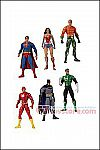 DC Collectibles - DC Essentials Justice League 6-Pack