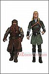 Diamond Select Toys - Lord of the Rings Select Series 1 - Set of 2