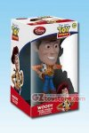Funko - Toy Story Woody Talking Wacky Wobbler Bobble Head