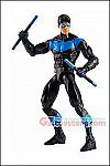 Mattel - DC Comics Multiverse 6-Inch Wave 11 (Ninja Batman) - Rebirth Nightwing NO CNC