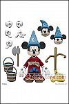 Super 7 - Disney Classic Animation Ultimates 7-inch Wave 1 - Sorcerer Apprentice Mickey Mouse