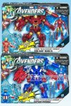 Hasbro - The Avengers Stark Tek Assault Armor Series 1 Set of 2