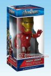 Funko - Avengers Iron Man Mark VII Wacky Wobbler Bobble Head