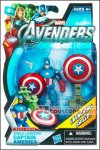 "Hasbro - Avengers Movie 3.75"" Shield Launcher Captain America"
