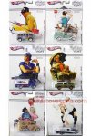 Hot Wheels - 1:64 Scale Nostalgia Saturday Evening Post Set Of 6