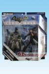 Mattel - Batman Legacy 2-pack Series 3: Batman & Catwoman (Color)