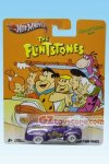 Hot Wheels - 1:64 Scale Nostalgia Hanna Barbera: '56 Ford F-100 Panel - The Flintstones
