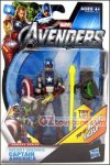 "Hasbro - Avengers Movie 3.75"" Rocket Grenade Captain America"